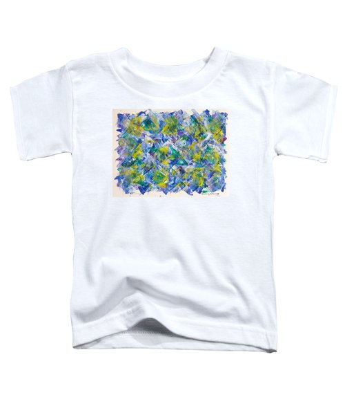 Dreaming Of Winter Toddler T-Shirt