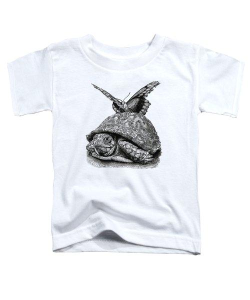 Dreams Of Flying Toddler T-Shirt