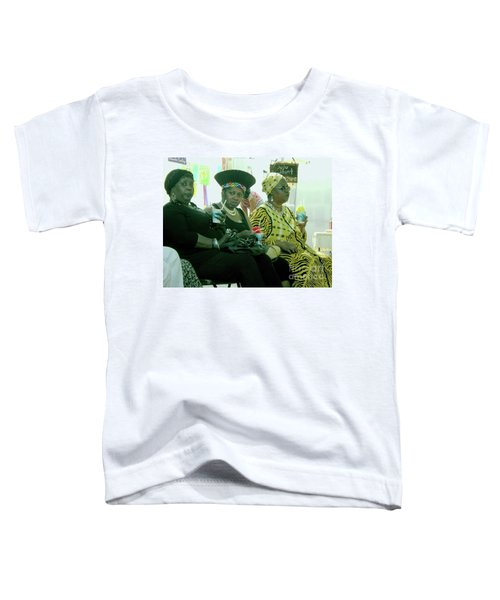 Dressed To The Nines Toddler T-Shirt