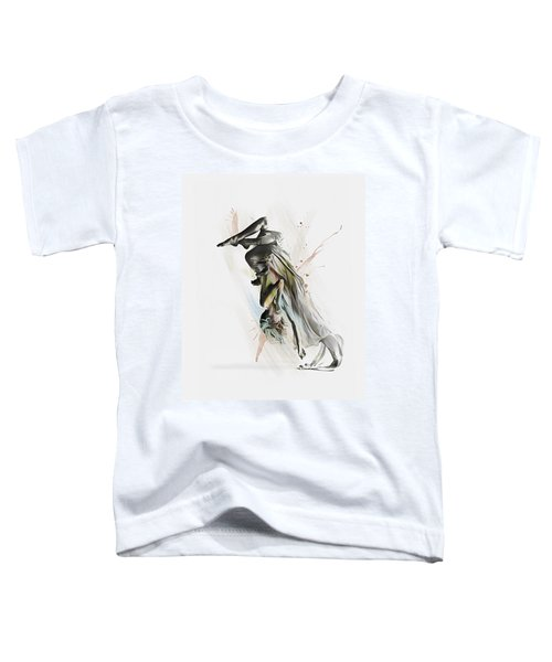 Drift Contemporary Dance Two Toddler T-Shirt