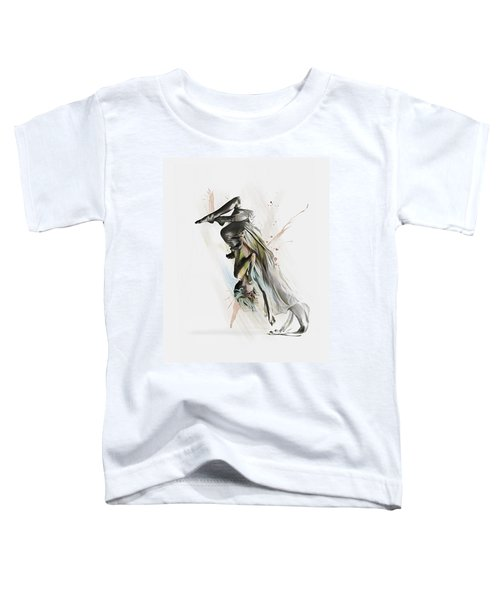 Drift Contemporary Dance Two Toddler T-Shirt
