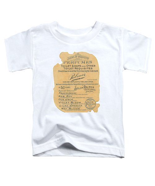 Toddler T-Shirt featuring the photograph Druggists by ReInVintaged