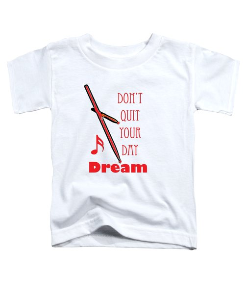 Drum Percussion Fine Art Photographs Art Prints 5020.02 Toddler T-Shirt