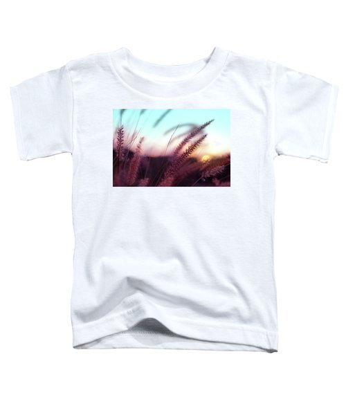 Dune Scape Toddler T-Shirt