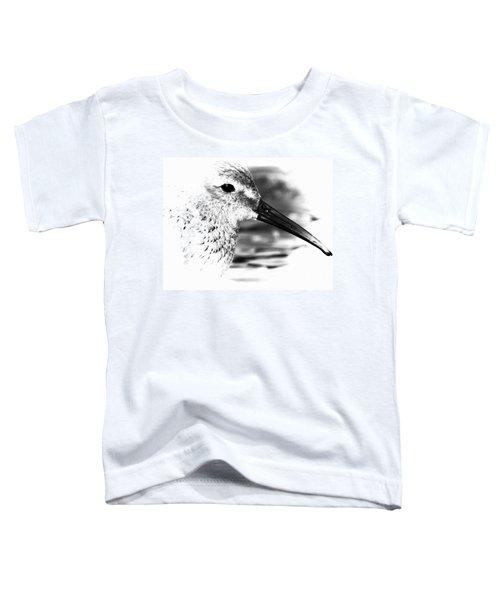 Dunlin Sandpiper Toddler T-Shirt