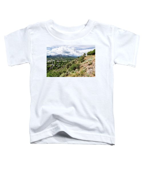 Durango No.1 Toddler T-Shirt