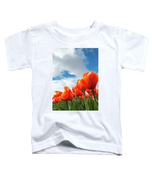 Dutch Tulips Near Keukenhof Toddler T-Shirt