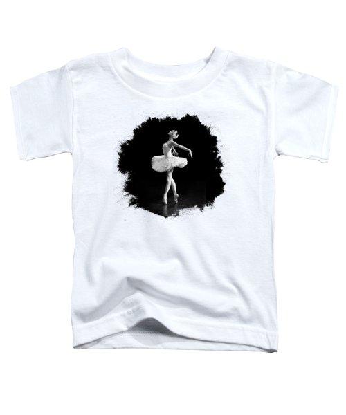 Dying Swan I T Shirt Customizable Toddler T-Shirt