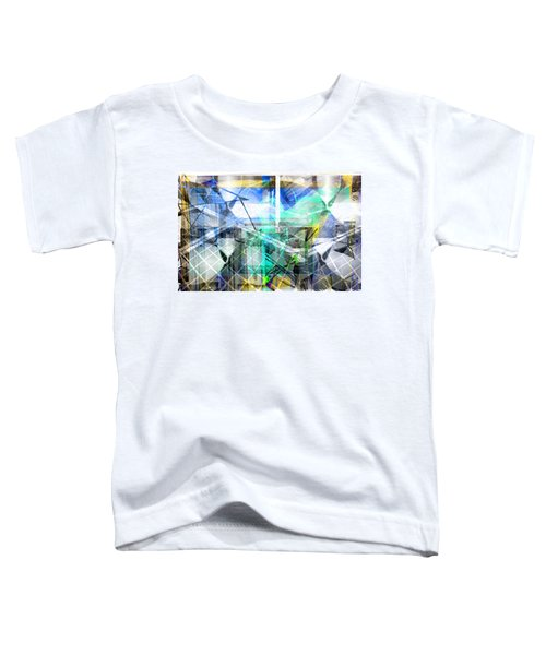 Dynamic Cubes Toddler T-Shirt