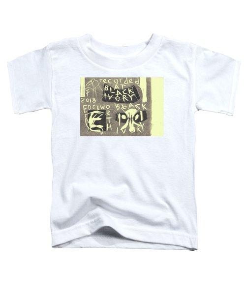 E Cd Grey Toddler T-Shirt