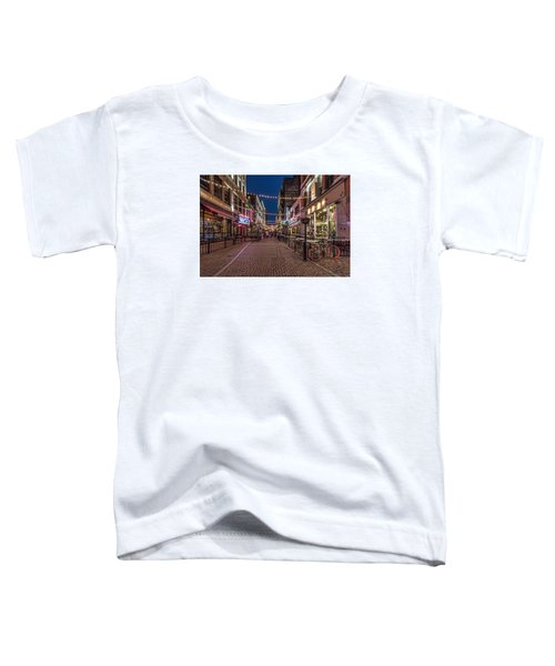 Early Evening On E. 4th Toddler T-Shirt