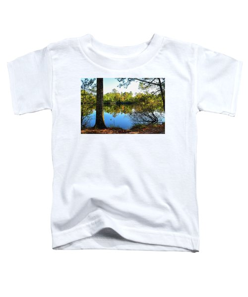 Early Fall Reflections Toddler T-Shirt