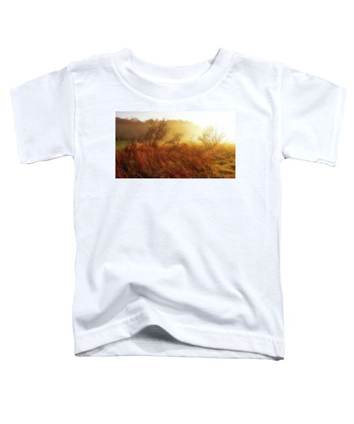 Early Morning Country Toddler T-Shirt
