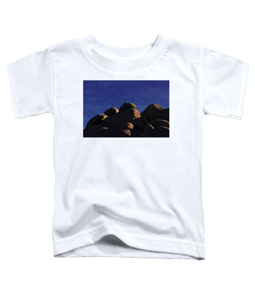 Earth And Sky Toddler T-Shirt