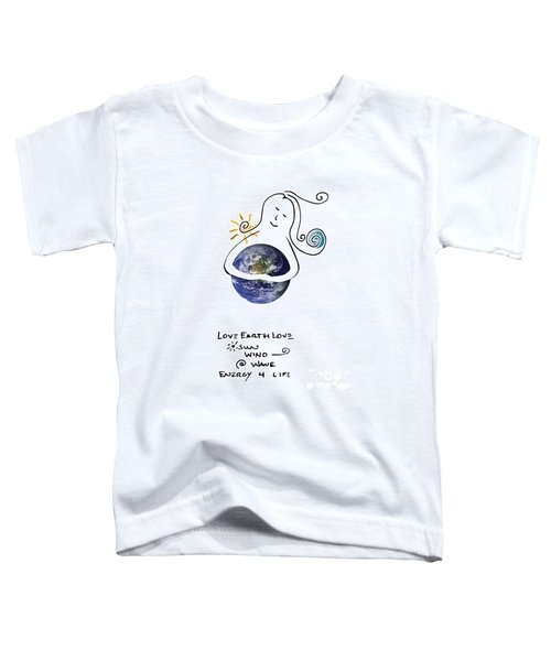 Earthhugger Toddler T-Shirt