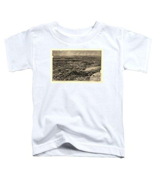 East Walpole, Norfolk County, Mass. Toddler T-Shirt