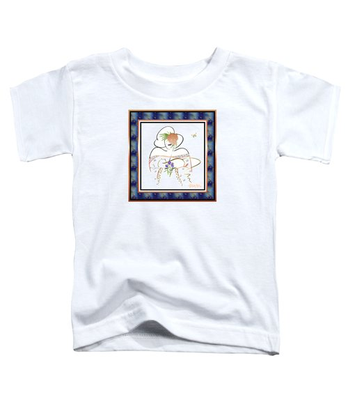 East Wind - Temple Cat Toddler T-Shirt