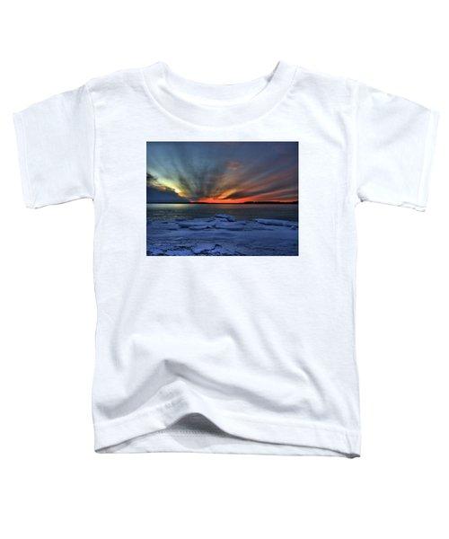 Eastern Lights  Toddler T-Shirt