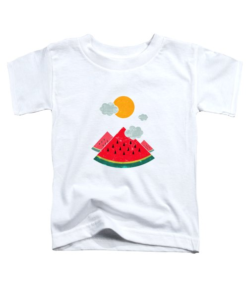 Eatventure Time Toddler T-Shirt