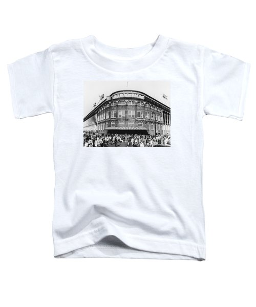 Ebbets Field, Brooklyn, Nyc Toddler T-Shirt