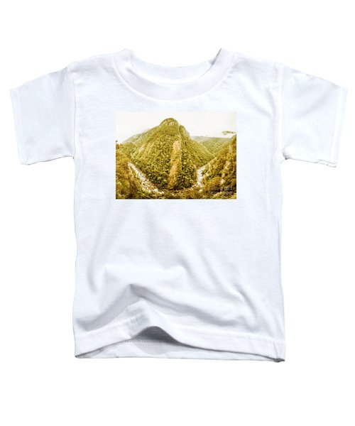 Edge Of Wilderness Toddler T-Shirt