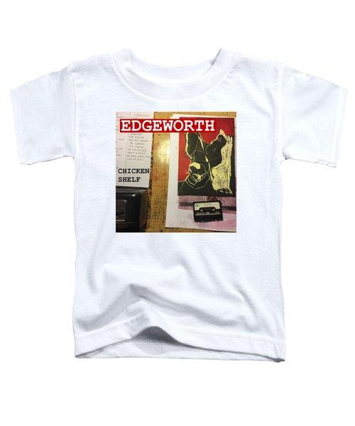 Edgeworth Chicken Shelf Cover Toddler T-Shirt