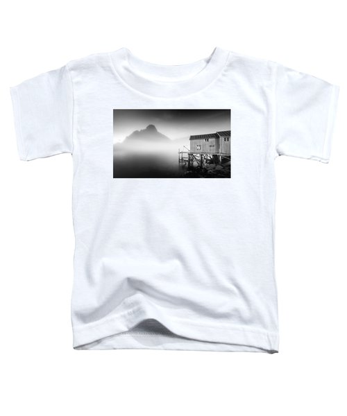 Egulfed By Mist Toddler T-Shirt