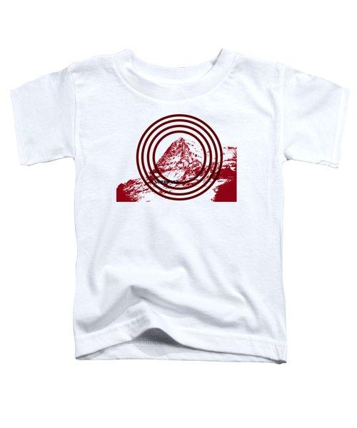 Eiger Nordwand Toddler T-Shirt