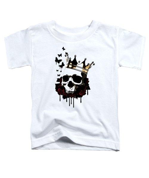 El Rey De La Muerte Toddler T-Shirt
