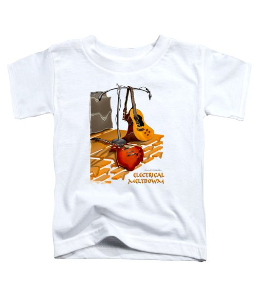 Electrical Meltdown Se Toddler T-Shirt