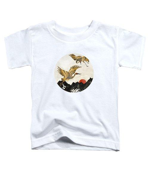 Elegant Flight II Toddler T-Shirt