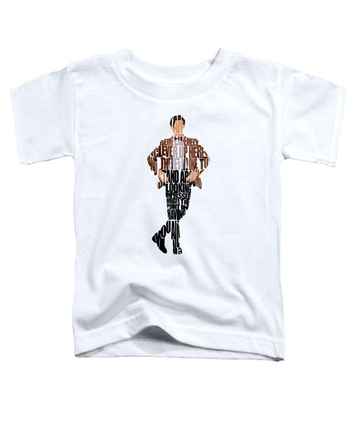 Eleventh Doctor - Doctor Who Toddler T-Shirt