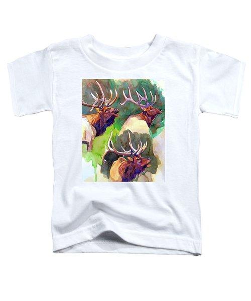 Elk Studies Toddler T-Shirt