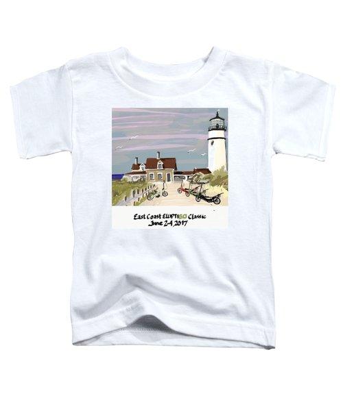 Elliptigo Art Toddler T-Shirt