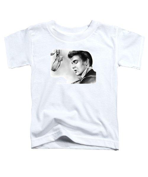 Elvis Presley Toddler T-Shirt