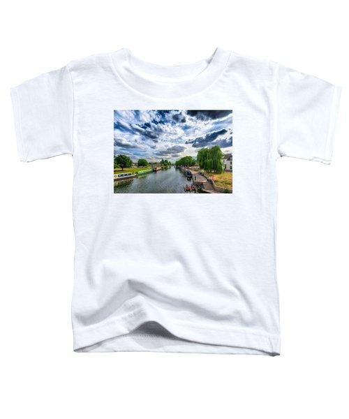 Ely Riverside Toddler T-Shirt