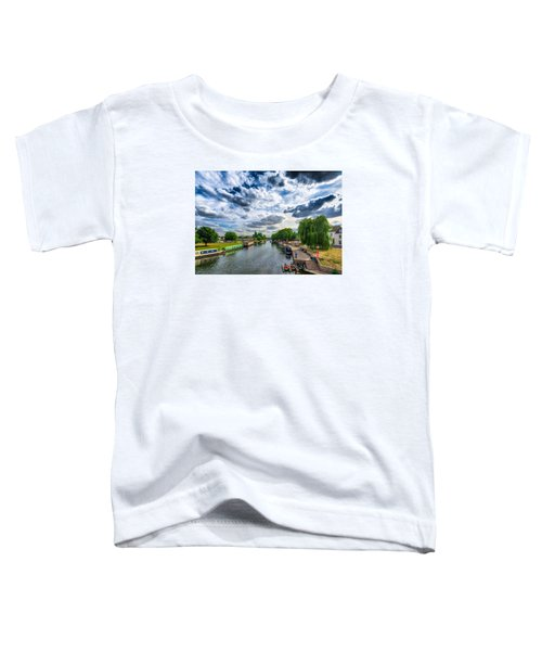 Ely Riverside Toddler T-Shirt