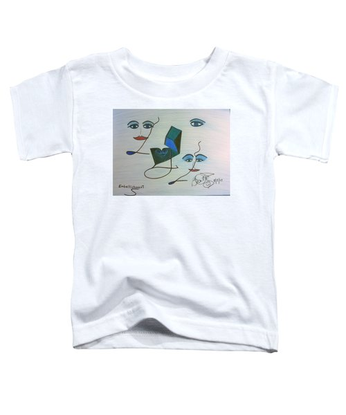 Embellishment Toddler T-Shirt