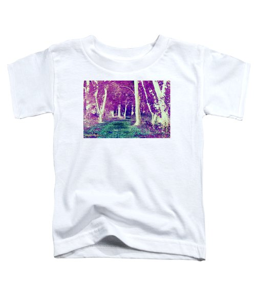 Emerald Path Toddler T-Shirt