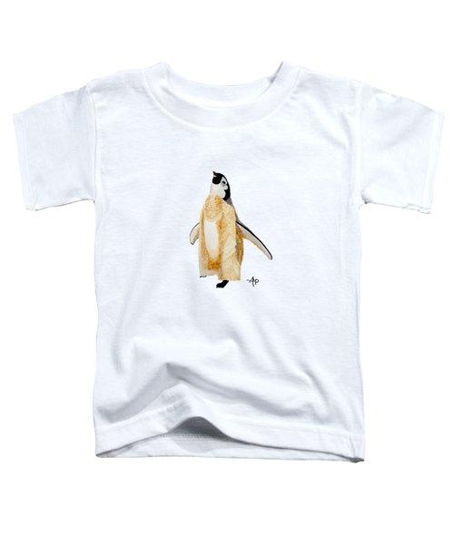Emperor Penguin Chick Toddler T-Shirt