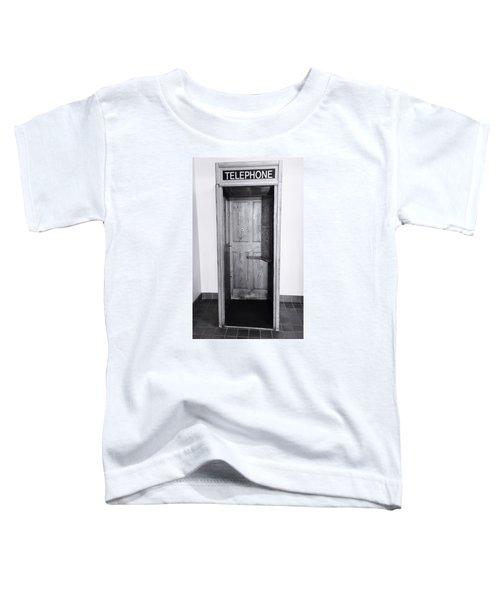 Empty Calling Toddler T-Shirt