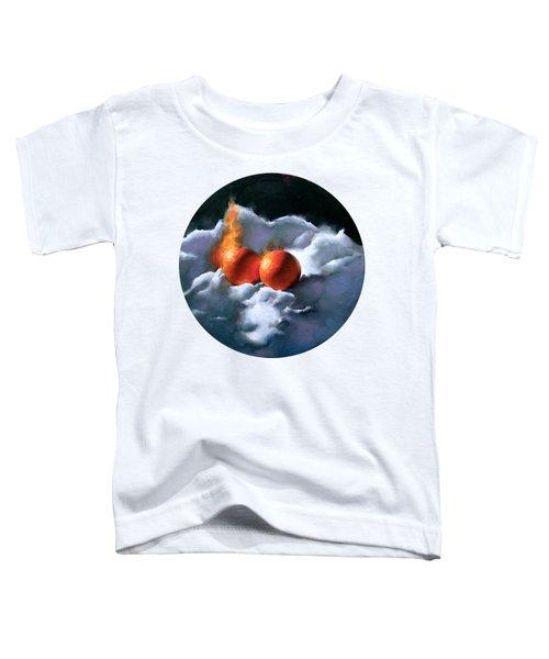 Empyral Toddler T-Shirt by Kai Lun Qu