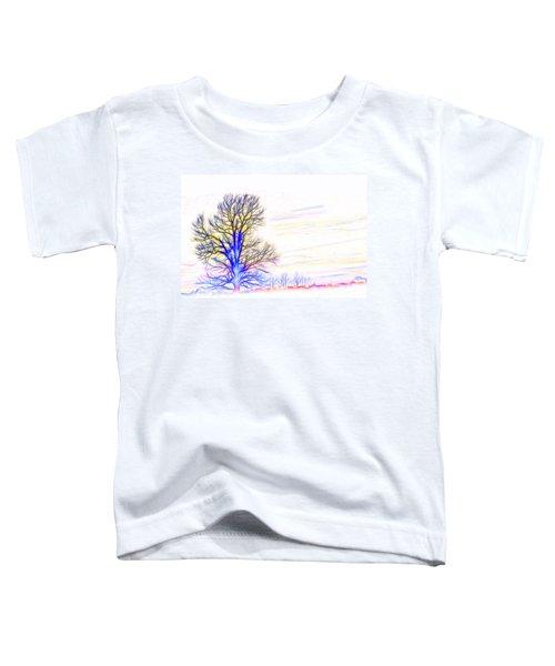 Energy Tree Toddler T-Shirt