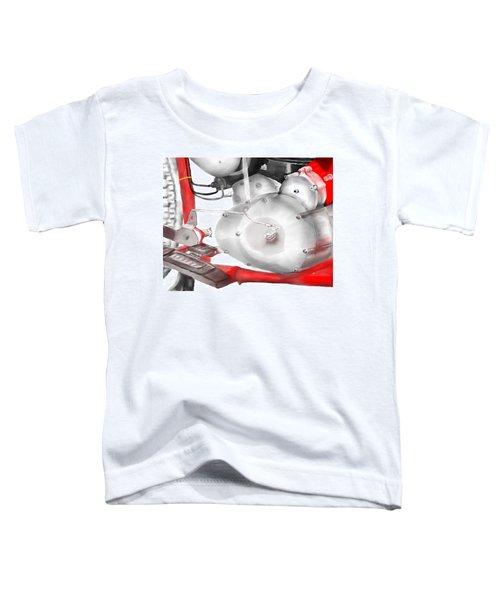 Engine Detail Toddler T-Shirt