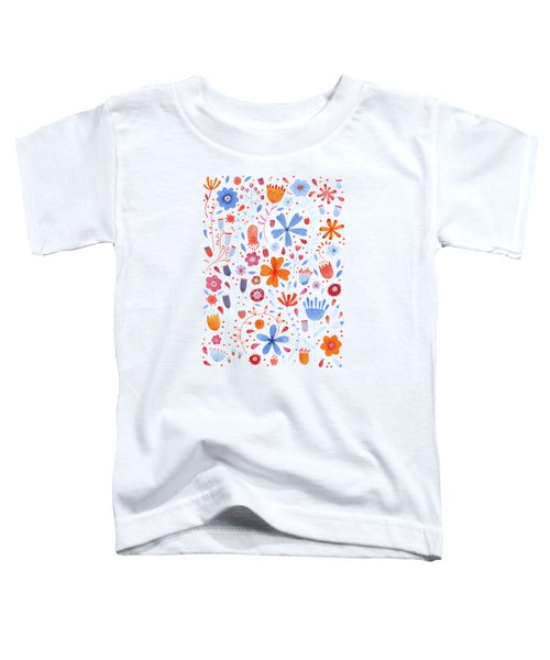English Meadow Toddler T-Shirt