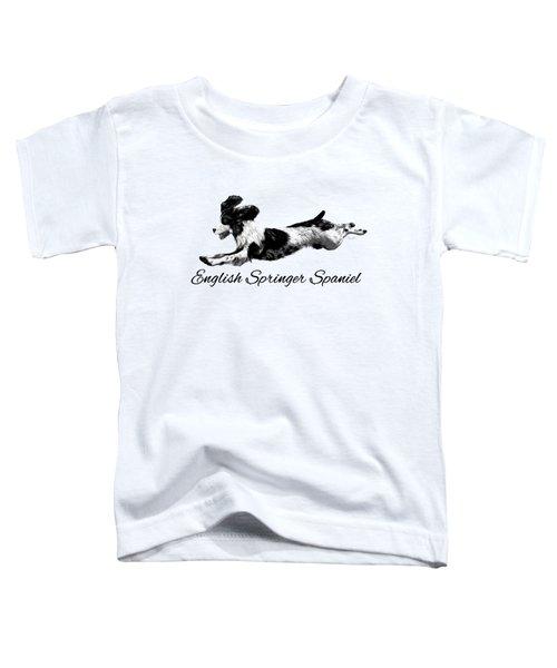 English Springer Spaniel Toddler T-Shirt