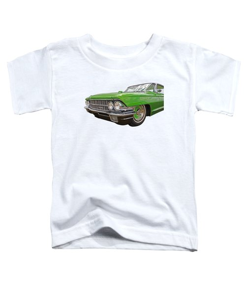 Envy - 1962 Cadillac Toddler T-Shirt