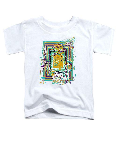 Essencial Green Toddler T-Shirt