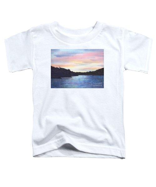 Evening Silhouette Toddler T-Shirt