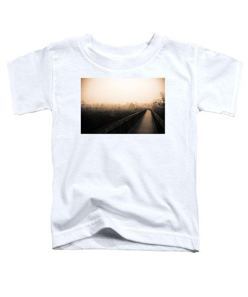 Everglades Boardwalk Toddler T-Shirt